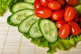 成熟的蔬菜 — 图库照片
