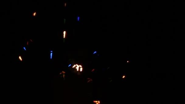 Estrella Abstact — Vídeo de stock
