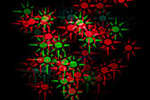 Abstract background star — Stock Photo