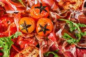 Et yemek — Stok fotoğraf
