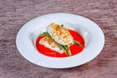 De Uss Perch filet — Stockfoto