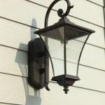 Retro lamp — Stock Photo #32595557
