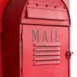 Red Mailbox — Stock Photo #32591009
