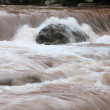 Stock Photo: Water flow