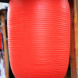 Hanging red lantern — Stock Photo