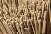 Pattern of drying incense stick — Stock Photo