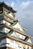 The main tower of Osaka Castle — Stock Photo