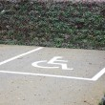 Parking spot — Stock Photo #35711245