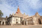 Myanmar tapınaklar — Stok fotoğraf
