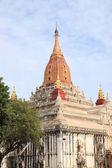 Myanmar temples — Stockfoto