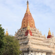 Stock Photo: Myanmar temples