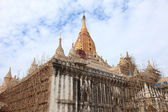 Myanmar temples — Stock Photo