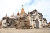 Myanmar temples — Stock Photo