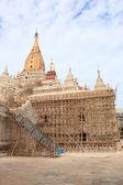 мьянма храмы — Стоковое фото