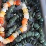 Jade bracelet — Stock Photo