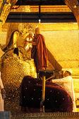 Mahamuni Buddha, Mandalay, Burma (Myanmar) — Stock Photo