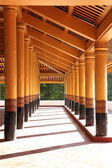 Mandalay palace — Stock Photo