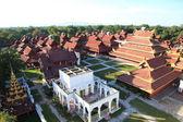 Mandalay palace — Stock Photo