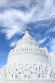 Hsinbyume paya temple — Stock Photo