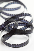 Still life of 8mm cine film — Stock Photo