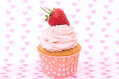 Cupcakes for Mothers Day — Stok fotoğraf