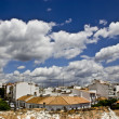 Great view of Estepona, typical andalucivillage — Stock Photo #27751203