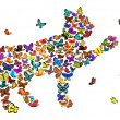 Butterflies — Stock Vector #28200371