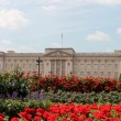 The queens Buckingham Palace in London — Stock Photo