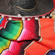 Mexican sombrero fiesta — Stock Photo