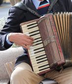 Accordian — Foto Stock