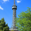 Petrin tower — Stock Photo