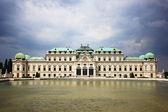 Palacio belvedere — Foto de Stock