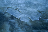 Ice texture — Stock Photo