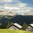 Stock Photo: ItaliDolomites overview