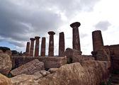 Temple of Hercules — Foto Stock