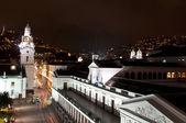 Night in Quito — Stock Photo