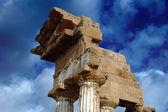 Clouse-up castor tapınağı'nın — Stok fotoğraf