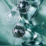 Glass Christmas balls — Stock Photo #28148069