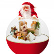 Santa Claus 6 — Stock Photo