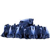 Trash bags — Stock Photo