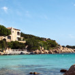 Beautiful coast in Sardinia 1 — Stock Photo