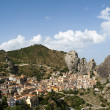 Castelmezzano country Basilicata — Stock Photo #28334785