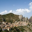 Castelmezzano country Basilicata — Stock Photo