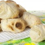 A yucca bread — Stock Photo #28375771