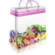Carnival bag — Stock Photo