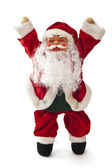 Santa Claus doll — Stock Photo
