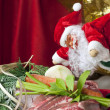 Christmas at the supermarket — Stock Photo #28782431