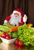 Christmas at the supermarket 6 — Stock Photo