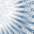 Background for Christmas holidays — Stock Photo