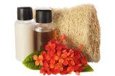 Produkty do pielęgnacji ciała — Zdjęcie stockowe